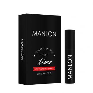 男士喷雾活力版3ml MANLON
